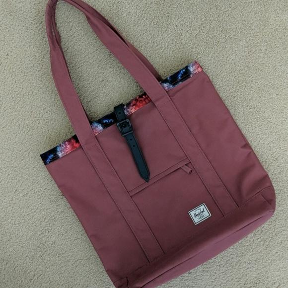 bfae68636 Herschel Supply Company Bags | Herschel Supply Co Market Tote | Poshmark